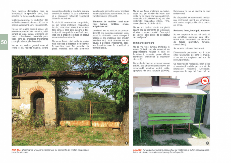 Pagina 52 - Zona Gorj - Ghid de arhitectura pentru incadrarea in specificul local din mediul rural  ...