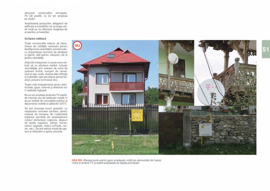 Pagina 53 - Zona Gorj - Ghid de arhitectura pentru incadrarea in specificul local din mediul rural  ...