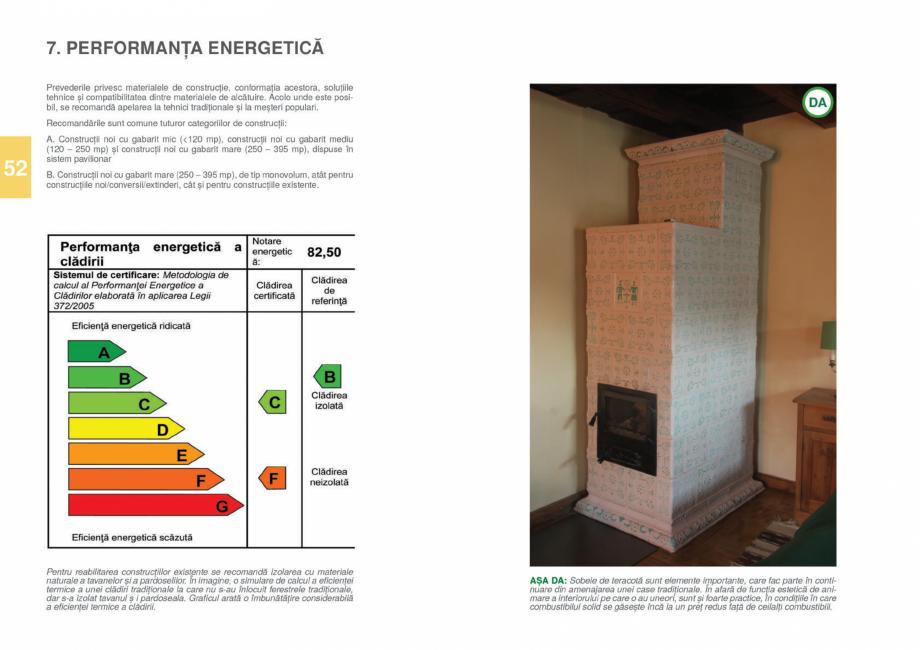 Pagina 54 - Zona Gorj - Ghid de arhitectura pentru incadrarea in specificul local din mediul rural  ...