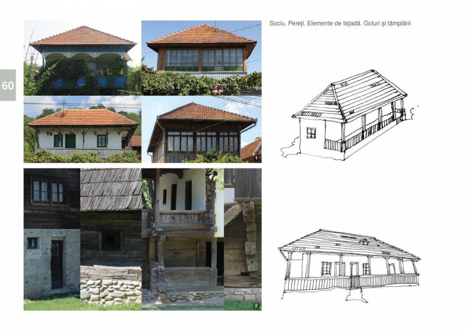 Pagina 62 - Zona Gorj - Ghid de arhitectura pentru incadrarea in specificul local din mediul rural  ...