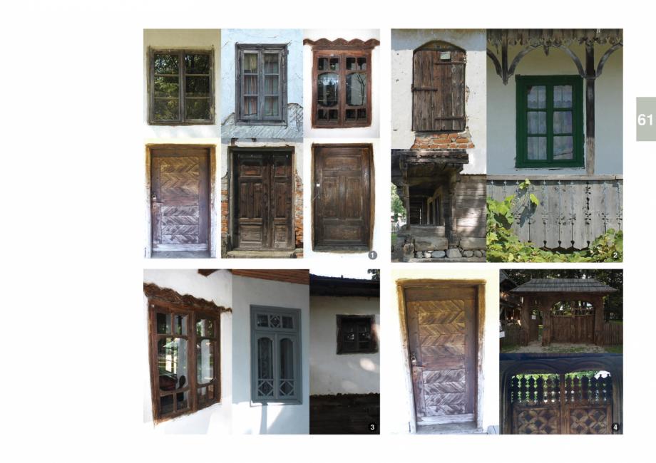 Pagina 63 - Zona Gorj - Ghid de arhitectura pentru incadrarea in specificul local din mediul rural  ...