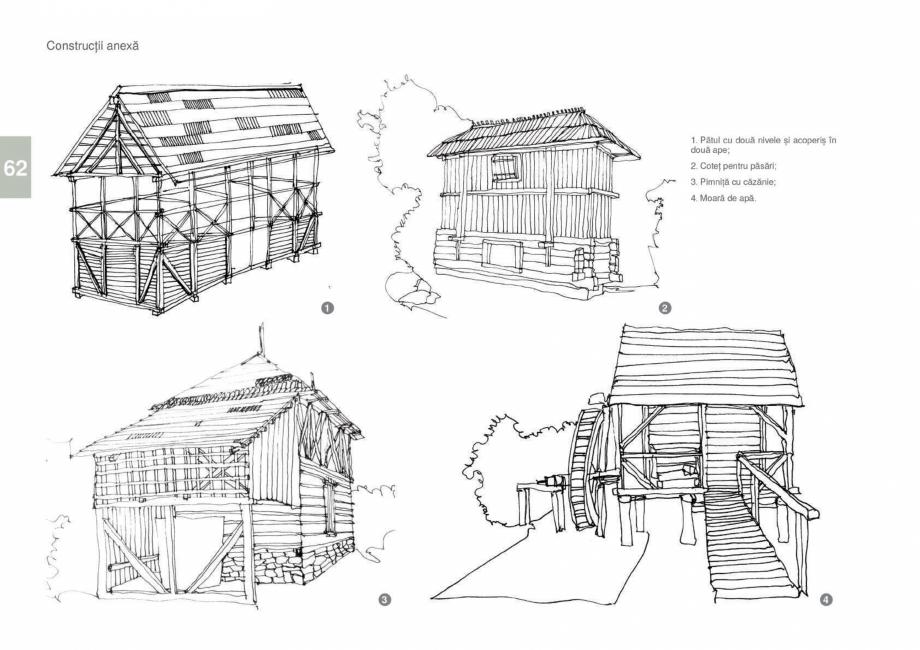 Pagina 64 - Zona Gorj - Ghid de arhitectura pentru incadrarea in specificul local din mediul rural  ...