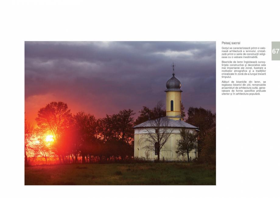 Pagina 69 - Zona Gorj - Ghid de arhitectura pentru incadrarea in specificul local din mediul rural  ...