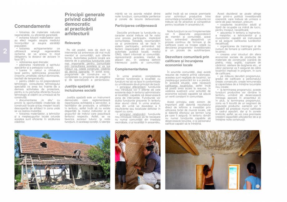 Pagina 4 - Zona Timis - Ghid de arhitectura pentru incadrarea in specificul local din mediul rural  ...