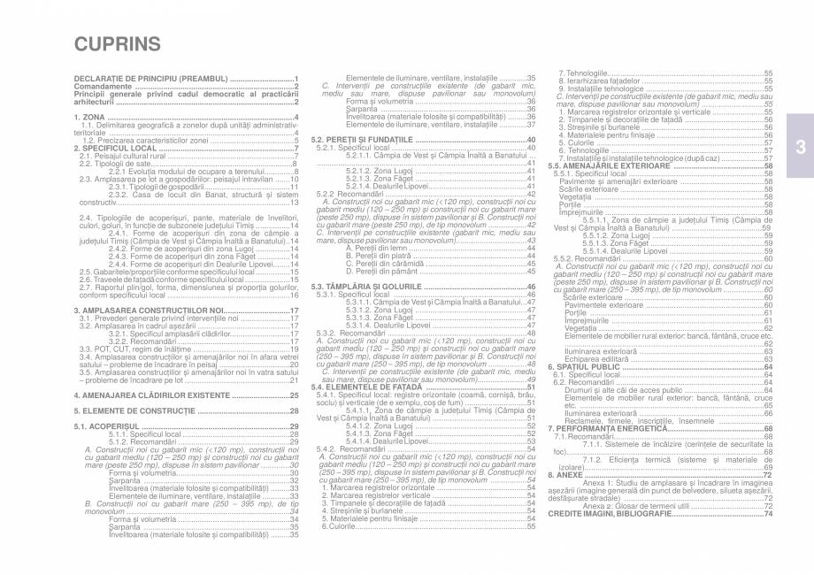 Pagina 5 - Zona Timis - Ghid de arhitectura pentru incadrarea in specificul local din mediul rural  ...