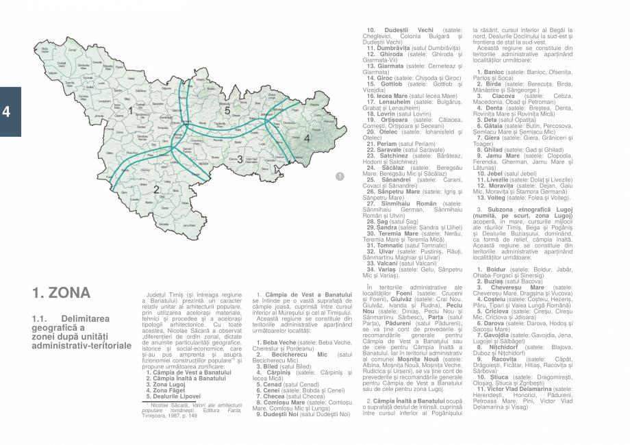 Pagina 6 - Zona Timis - Ghid de arhitectura pentru incadrarea in specificul local din mediul rural  ...