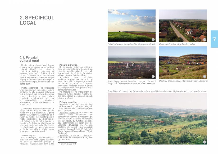 Pagina 9 - Zona Timis - Ghid de arhitectura pentru incadrarea in specificul local din mediul rural  ...