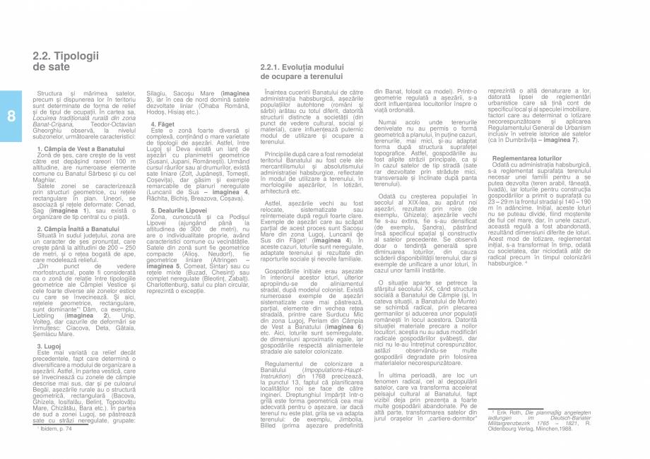 Pagina 10 - Zona Timis - Ghid de arhitectura pentru incadrarea in specificul local din mediul rural ...