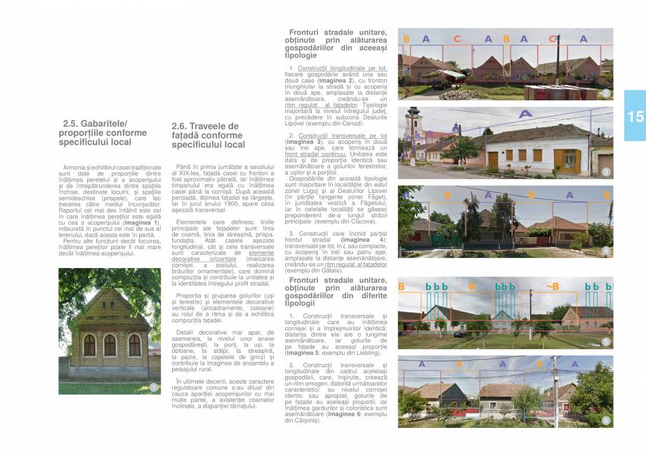 Pagina 17 - Zona Timis - Ghid de arhitectura pentru incadrarea in specificul local din mediul rural ...