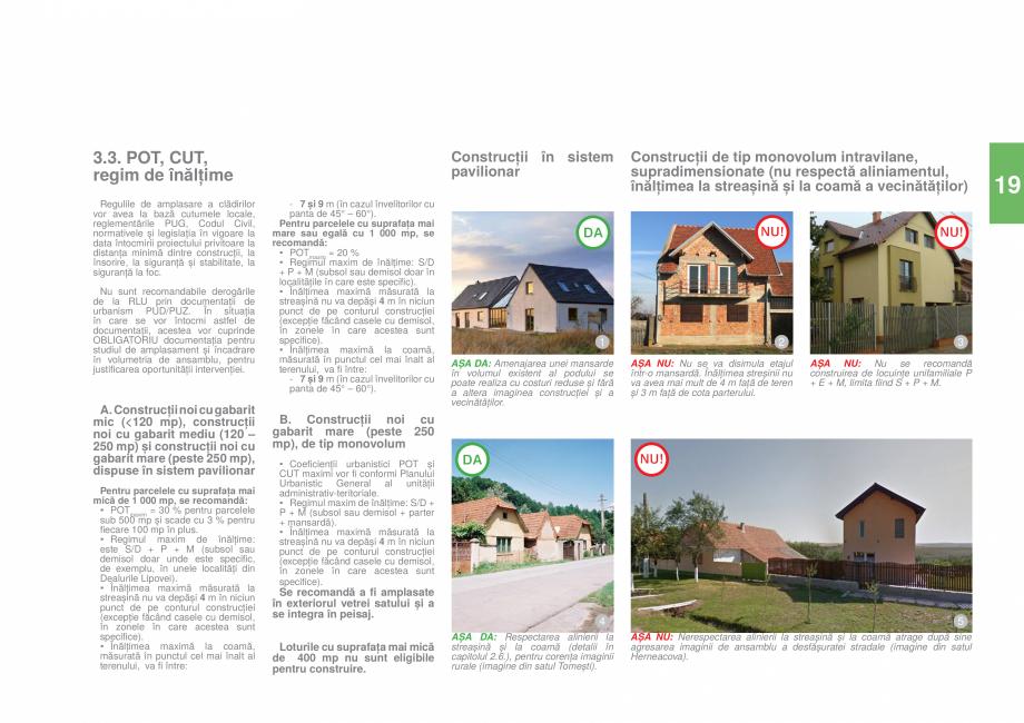 Pagina 21 - Zona Timis - Ghid de arhitectura pentru incadrarea in specificul local din mediul rural ...