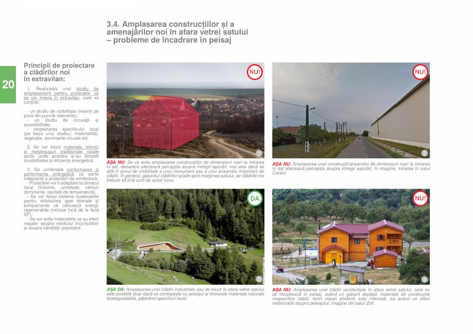 Pagina 22 - Zona Timis - Ghid de arhitectura pentru incadrarea in specificul local din mediul rural ...