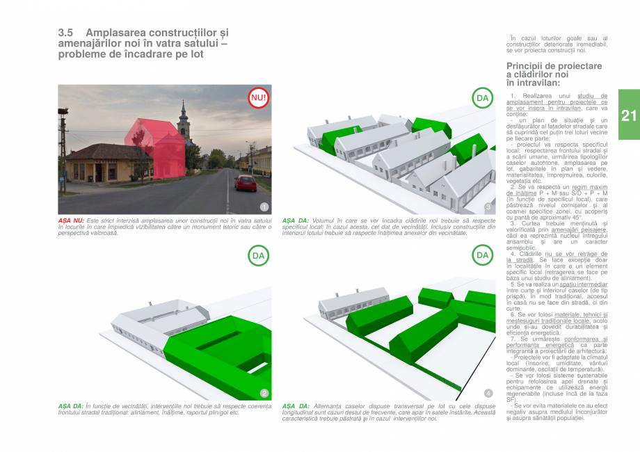 Pagina 23 - Zona Timis - Ghid de arhitectura pentru incadrarea in specificul local din mediul rural ...
