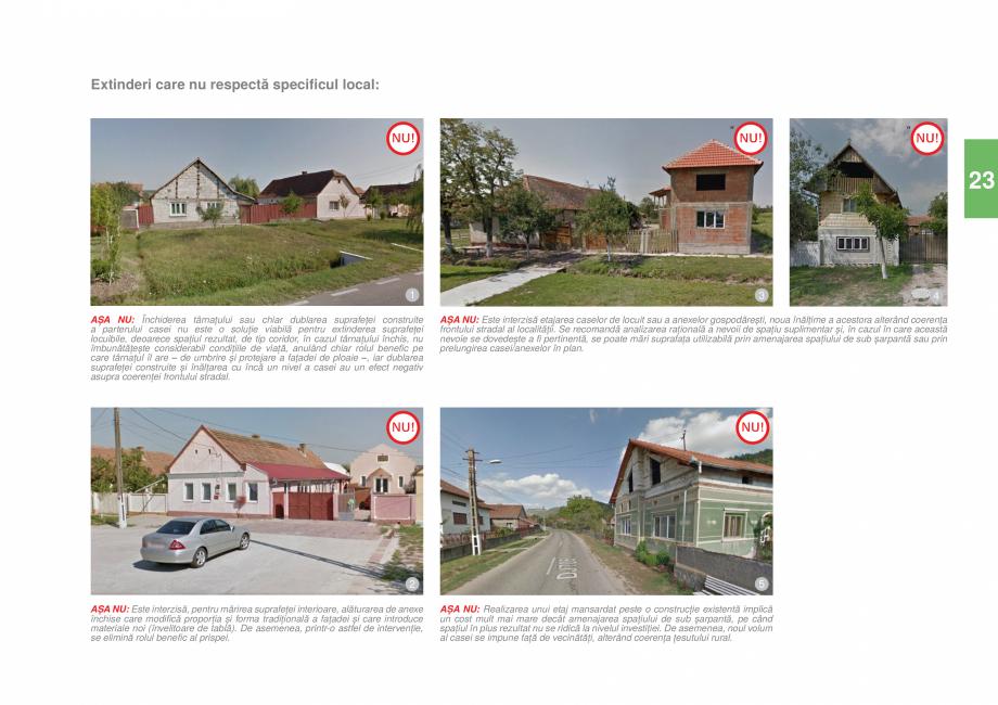 Pagina 25 - Zona Timis - Ghid de arhitectura pentru incadrarea in specificul local din mediul rural ...