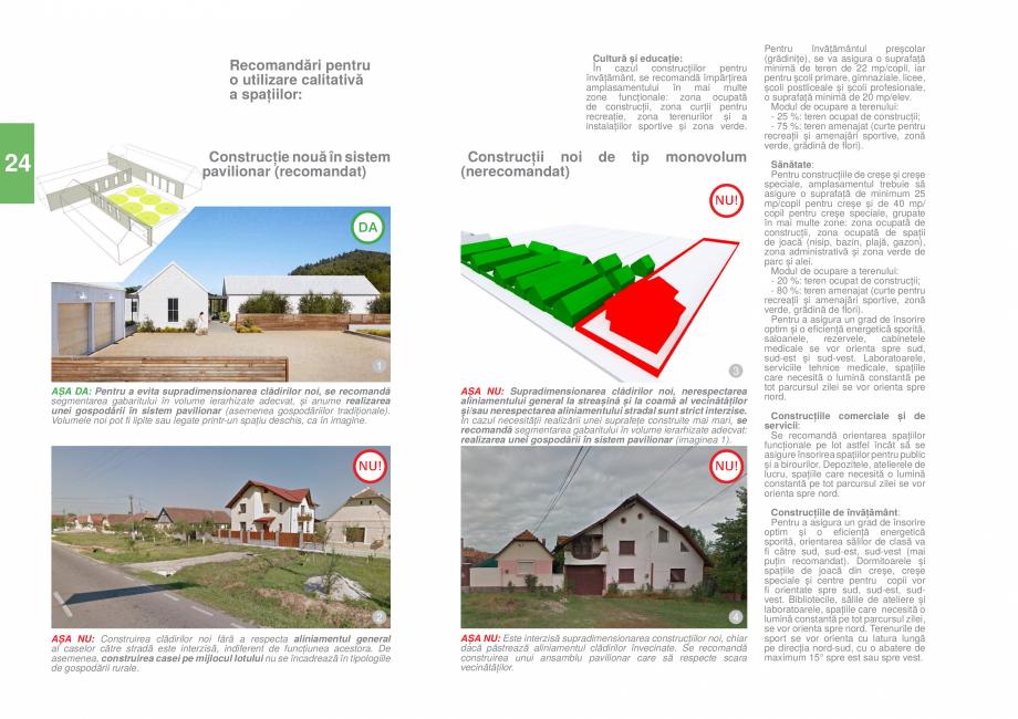 Pagina 26 - Zona Timis - Ghid de arhitectura pentru incadrarea in specificul local din mediul rural ...