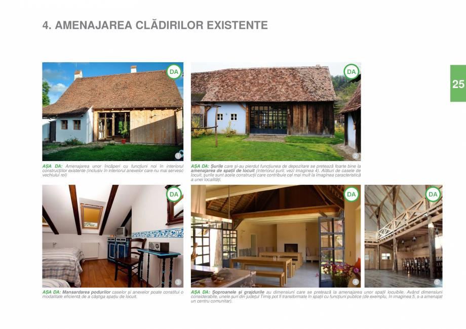 Pagina 27 - Zona Timis - Ghid de arhitectura pentru incadrarea in specificul local din mediul rural ...