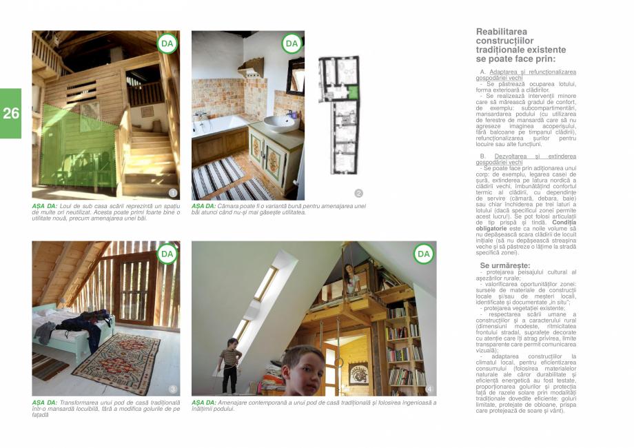 Pagina 28 - Zona Timis - Ghid de arhitectura pentru incadrarea in specificul local din mediul rural ...