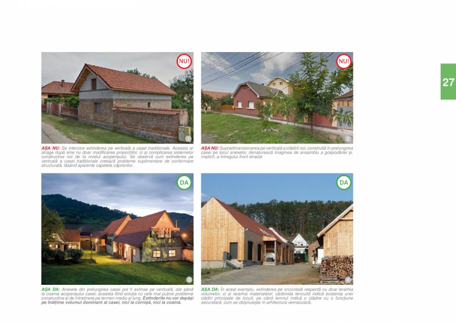 Pagina 29 - Zona Timis - Ghid de arhitectura pentru incadrarea in specificul local din mediul rural ...
