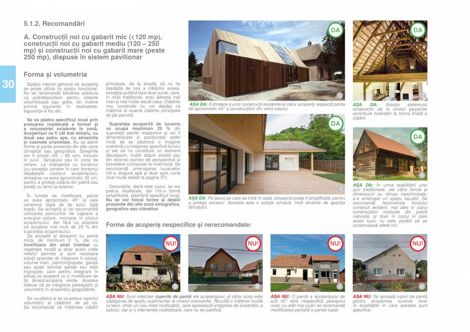Pagina 32 - Zona Timis - Ghid de arhitectura pentru incadrarea in specificul local din mediul rural ...