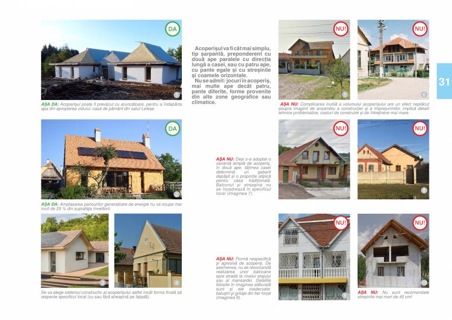 Pagina 33 - Zona Timis - Ghid de arhitectura pentru incadrarea in specificul local din mediul rural ...
