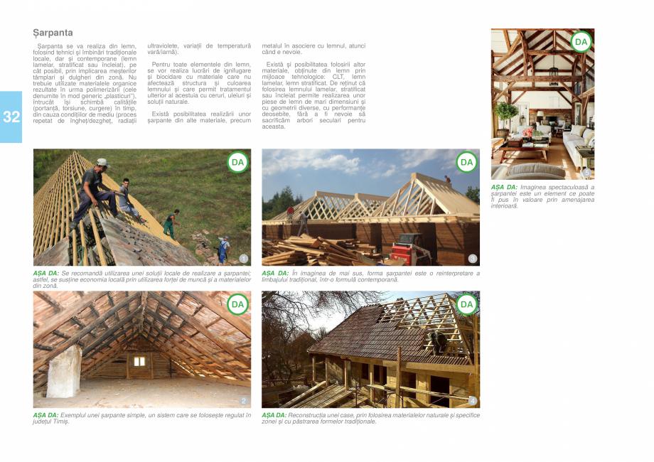 Pagina 34 - Zona Timis - Ghid de arhitectura pentru incadrarea in specificul local din mediul rural ...