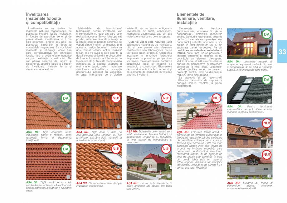 Pagina 35 - Zona Timis - Ghid de arhitectura pentru incadrarea in specificul local din mediul rural ...