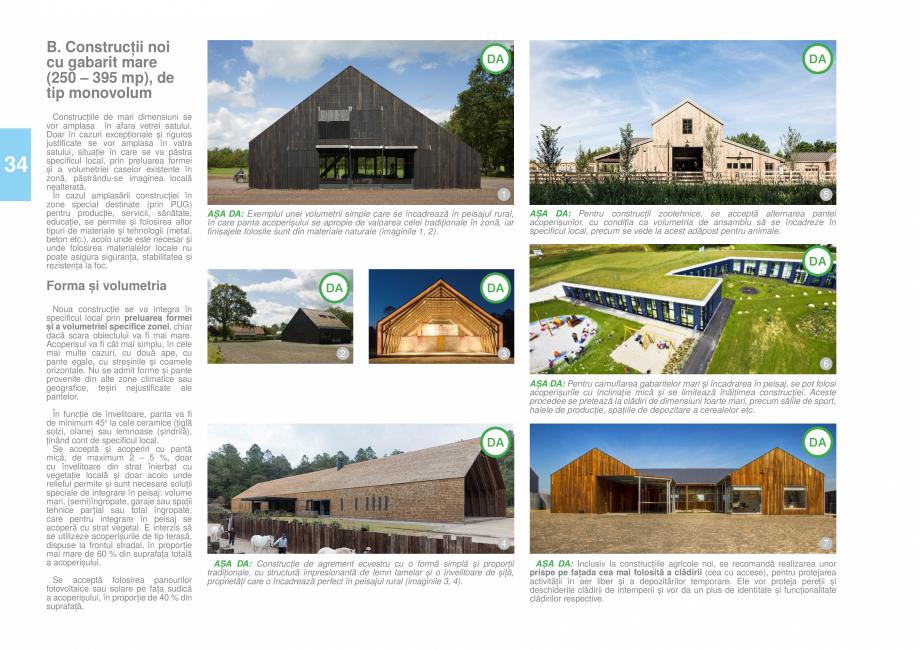 Pagina 36 - Zona Timis - Ghid de arhitectura pentru incadrarea in specificul local din mediul rural ...