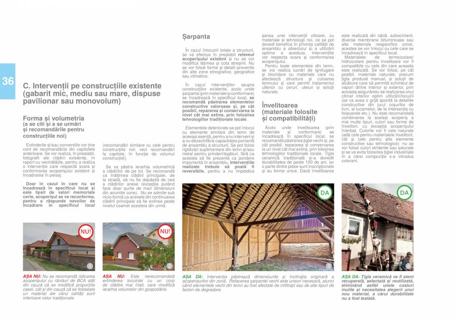 Pagina 38 - Zona Timis - Ghid de arhitectura pentru incadrarea in specificul local din mediul rural ...