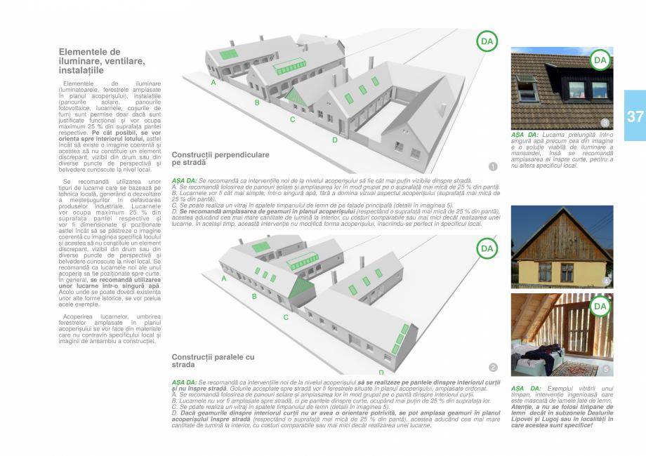 Pagina 39 - Zona Timis - Ghid de arhitectura pentru incadrarea in specificul local din mediul rural ...