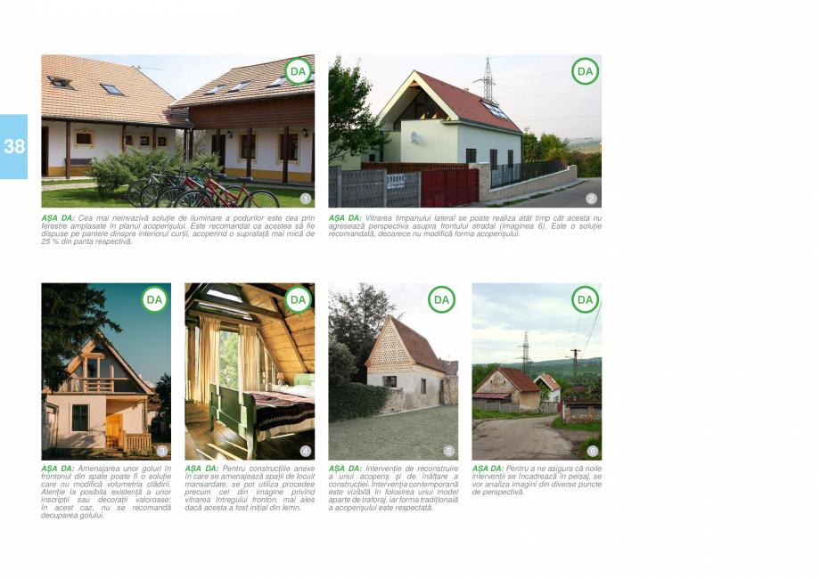Pagina 41 - Zona Timis - Ghid de arhitectura pentru incadrarea in specificul local din mediul rural ...