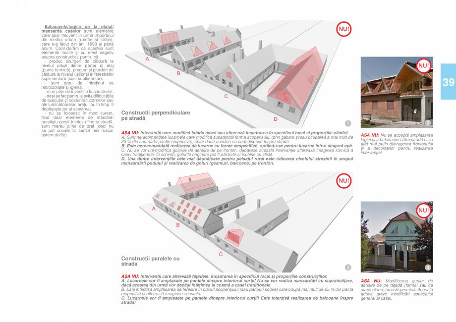 Pagina 42 - Zona Timis - Ghid de arhitectura pentru incadrarea in specificul local din mediul rural ...