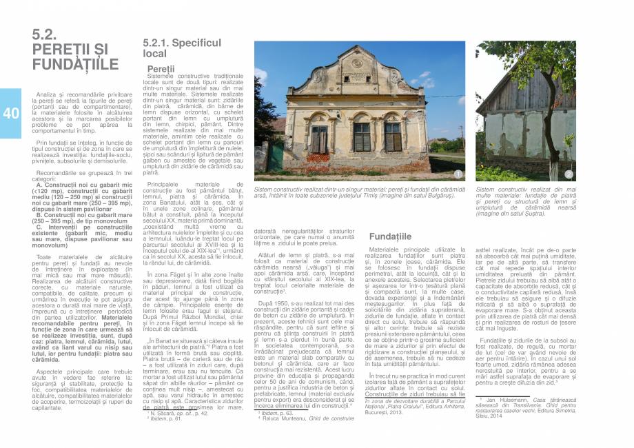 Pagina 43 - Zona Timis - Ghid de arhitectura pentru incadrarea in specificul local din mediul rural ...