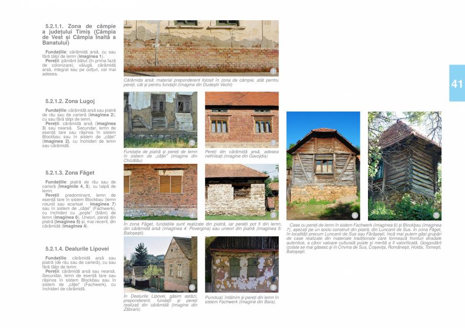 Pagina 44 - Zona Timis - Ghid de arhitectura pentru incadrarea in specificul local din mediul rural ...