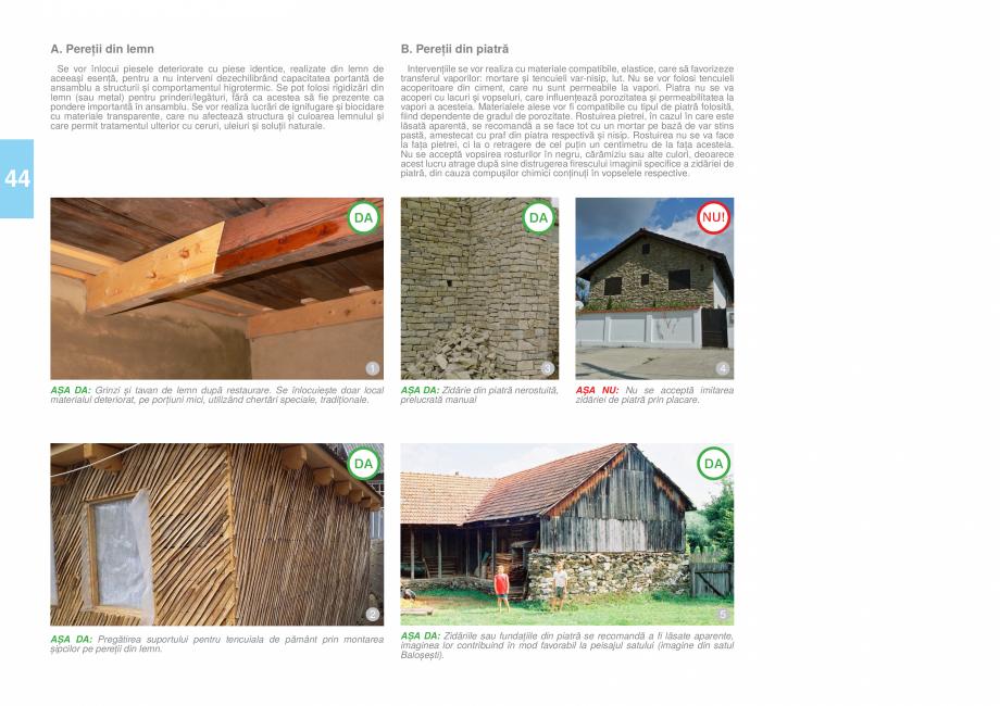 Pagina 47 - Zona Timis - Ghid de arhitectura pentru incadrarea in specificul local din mediul rural ...