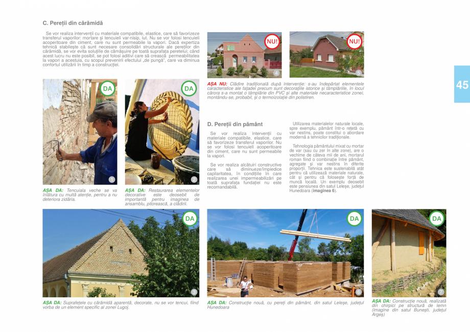 Pagina 48 - Zona Timis - Ghid de arhitectura pentru incadrarea in specificul local din mediul rural ...