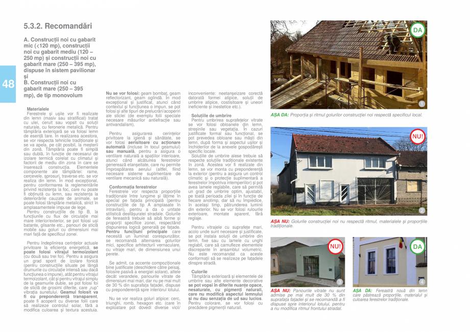 Pagina 51 - Zona Timis - Ghid de arhitectura pentru incadrarea in specificul local din mediul rural ...