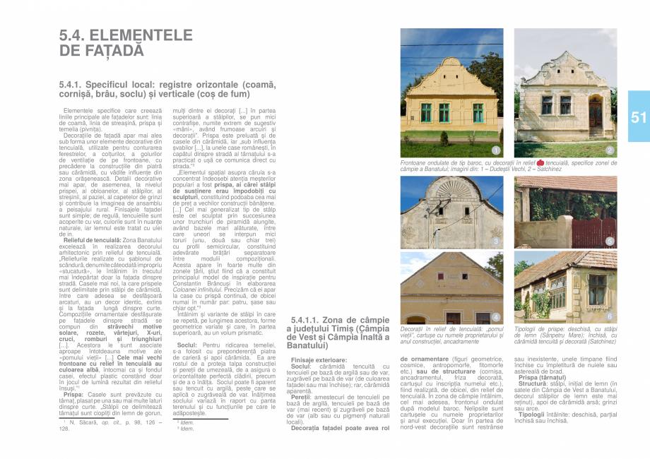 Pagina 54 - Zona Timis - Ghid de arhitectura pentru incadrarea in specificul local din mediul rural ...