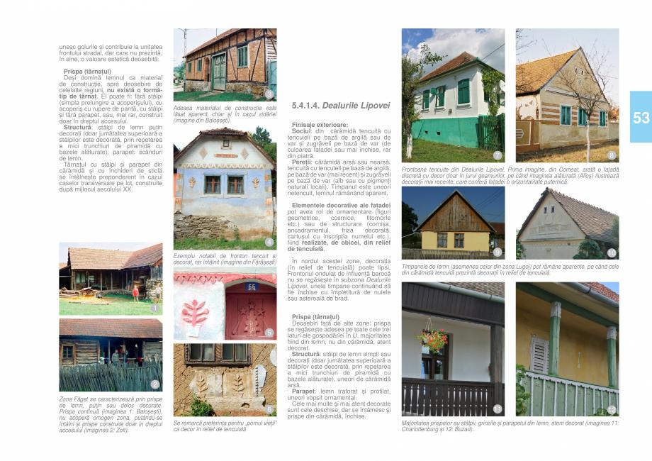 Pagina 56 - Zona Timis - Ghid de arhitectura pentru incadrarea in specificul local din mediul rural ...