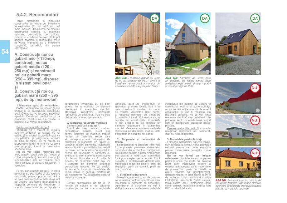 Pagina 57 - Zona Timis - Ghid de arhitectura pentru incadrarea in specificul local din mediul rural ...