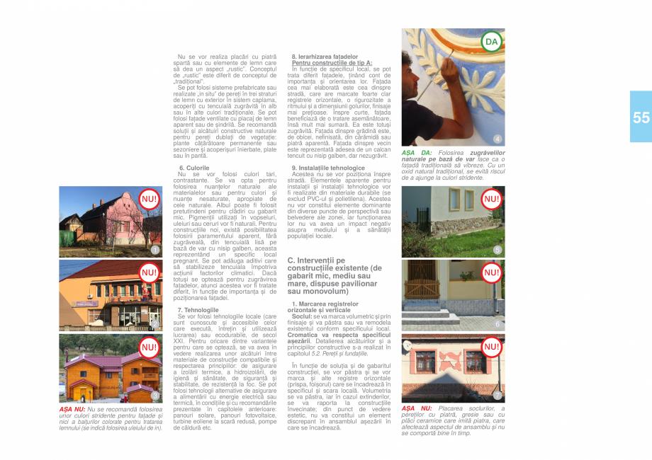 Pagina 58 - Zona Timis - Ghid de arhitectura pentru incadrarea in specificul local din mediul rural ...