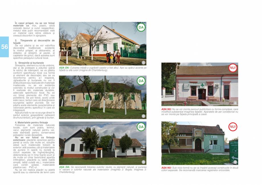 Pagina 59 - Zona Timis - Ghid de arhitectura pentru incadrarea in specificul local din mediul rural ...
