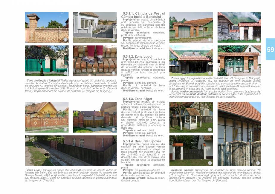 Pagina 62 - Zona Timis - Ghid de arhitectura pentru incadrarea in specificul local din mediul rural ...