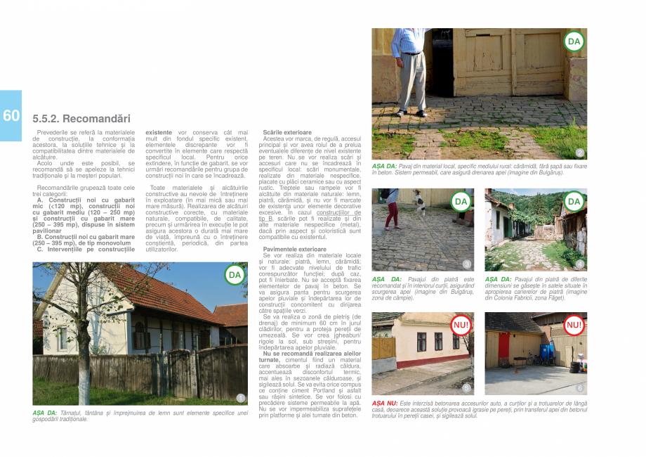 Pagina 63 - Zona Timis - Ghid de arhitectura pentru incadrarea in specificul local din mediul rural ...