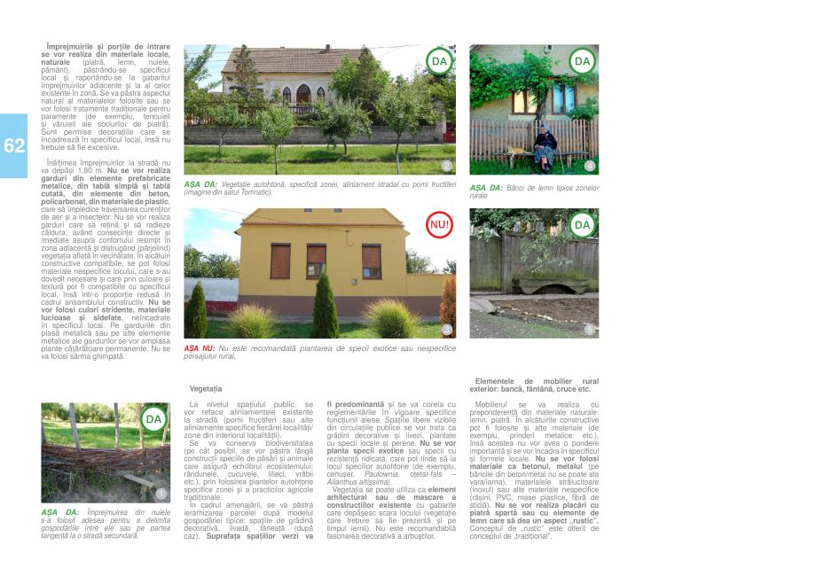 Pagina 65 - Zona Timis - Ghid de arhitectura pentru incadrarea in specificul local din mediul rural ...