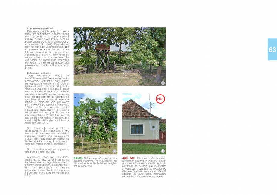 Pagina 66 - Zona Timis - Ghid de arhitectura pentru incadrarea in specificul local din mediul rural ...