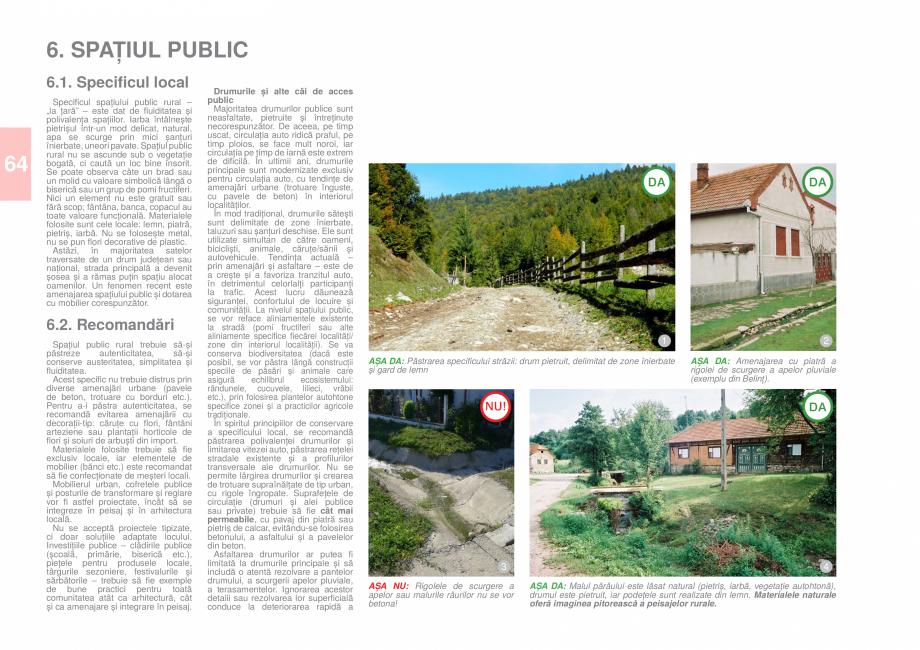 Pagina 67 - Zona Timis - Ghid de arhitectura pentru incadrarea in specificul local din mediul rural ...