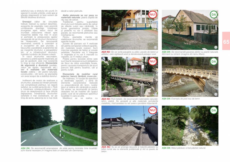 Pagina 68 - Zona Timis - Ghid de arhitectura pentru incadrarea in specificul local din mediul rural ...