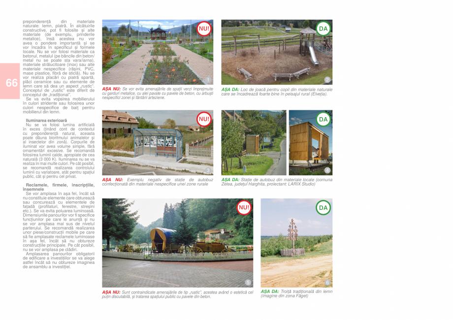 Pagina 69 - Zona Timis - Ghid de arhitectura pentru incadrarea in specificul local din mediul rural ...