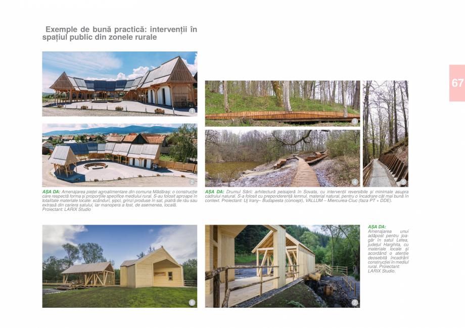 Pagina 70 - Zona Timis - Ghid de arhitectura pentru incadrarea in specificul local din mediul rural ...