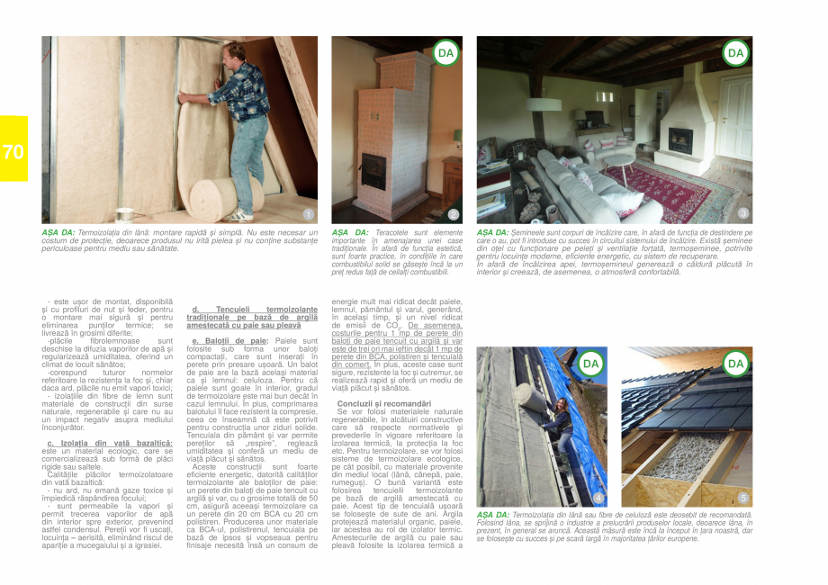 Pagina 73 - Zona Timis - Ghid de arhitectura pentru incadrarea in specificul local din mediul rural ...