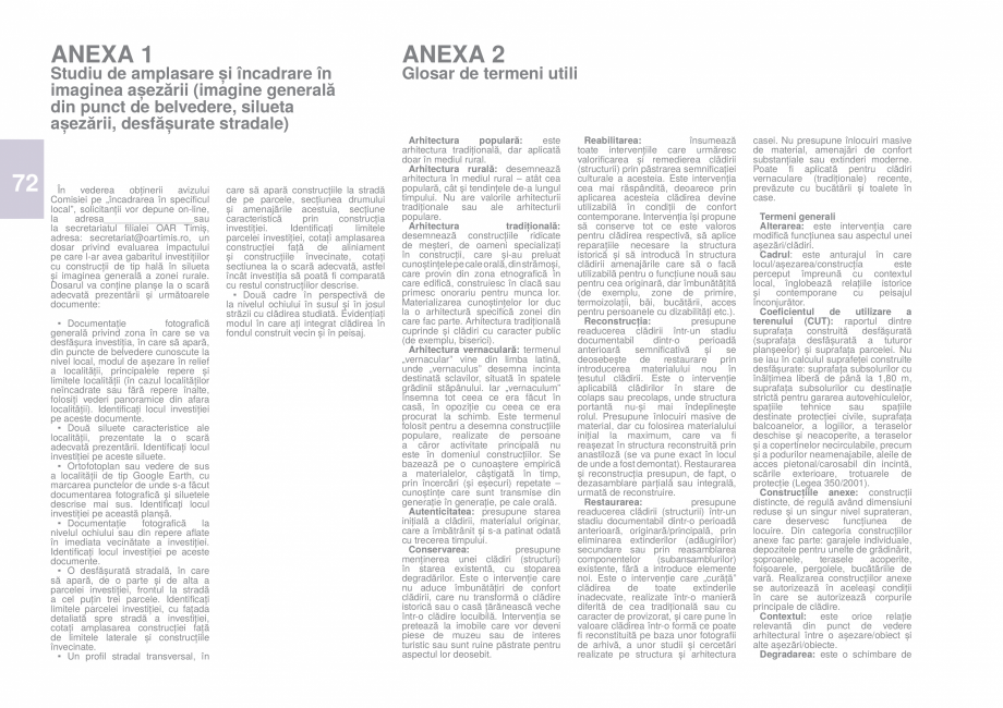 Pagina 75 - Zona Timis - Ghid de arhitectura pentru incadrarea in specificul local din mediul rural ...